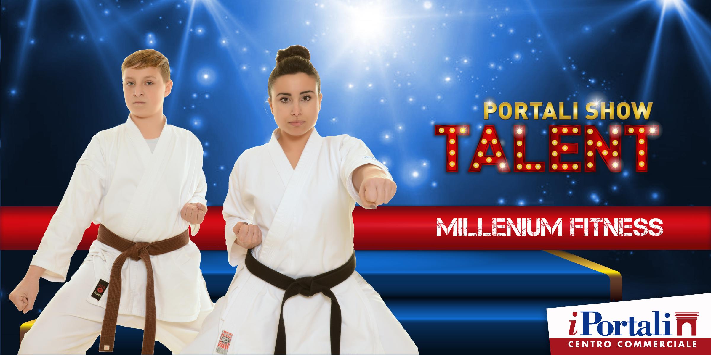 Portali show talent centro commerciale i portalicentro for I portali negozi
