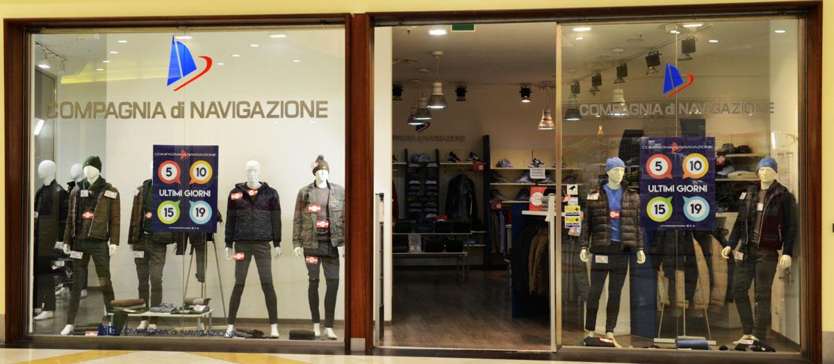 Compagnia di navigazione centro commerciale i for I portali negozi