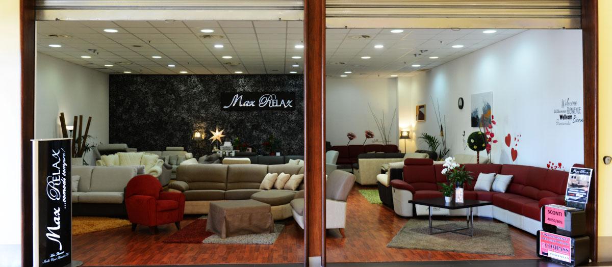 Max Relax - Centro Commerciale i PortaliCentro Commerciale i Portali
