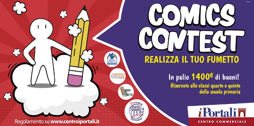 COMICS CONTEST