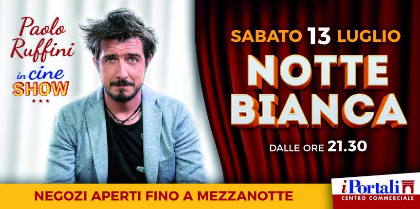 NOTTE BIANCA 2019