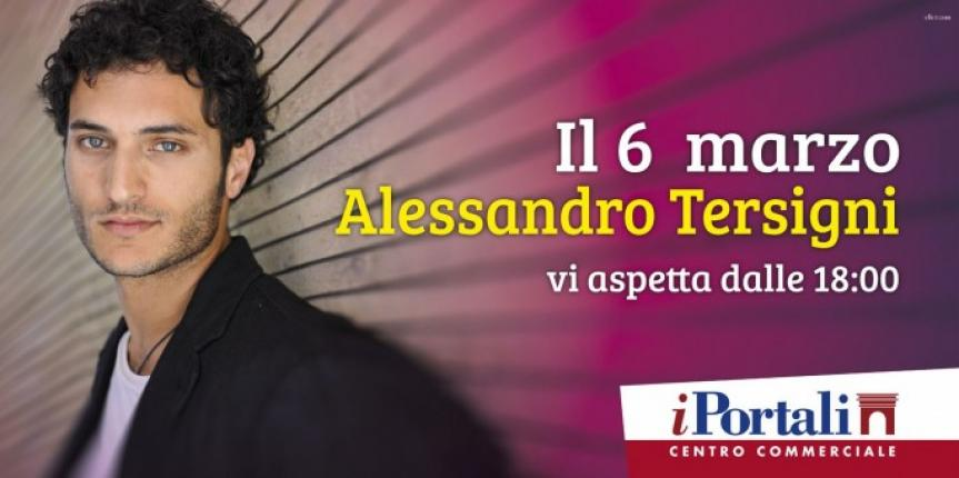 Festeggiamo le donne con Alessandro Tersigni