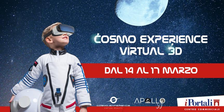 COSMO EXPERIENCE VIRTUAL 3D