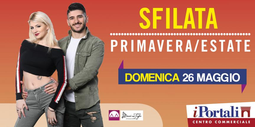 SFILATA PRIMAVERA – ESTATE 2019
