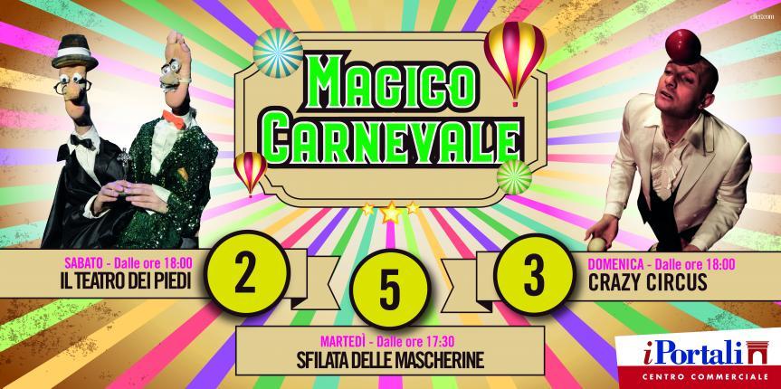 MAGICO CARNEVALE