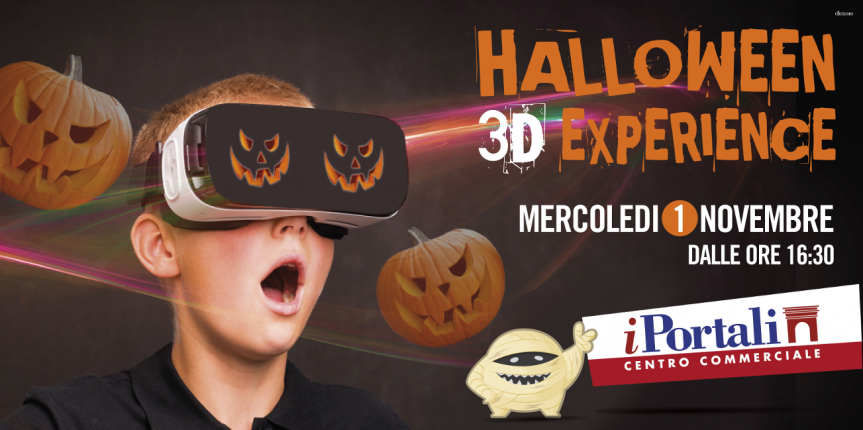 HALLOWEEN 3D EXPERIENCE