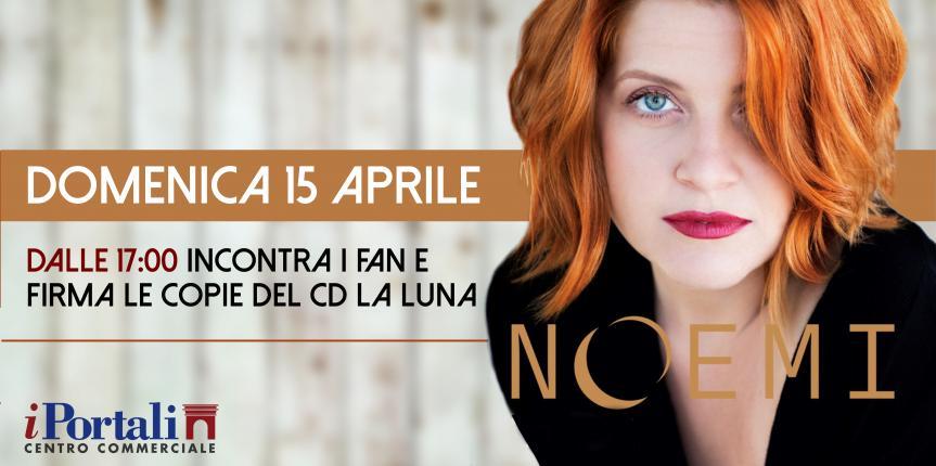 "NOEMI ""LA LUNA"" TOUR"